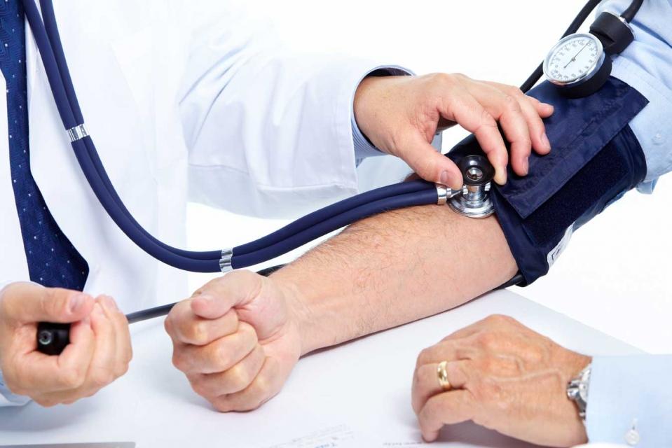 ตรวจสุขภาพประจำปี